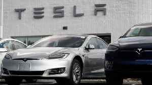 News video: Tesla To Lay Off 3,000 Employees