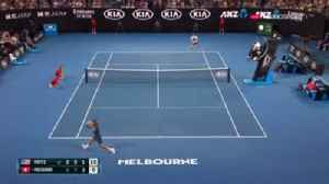 News video: Australian Open Day 5 highlights