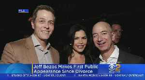 Amazon CEO Jeff Bezos To Make First Public Appearance Since Divorce Announcement [Video]