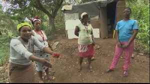 South Africa: Shack-dwellers fear illegal evictions [Video]
