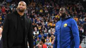 Warriors Forward DeMarcus Cousins Returns Friday After Relying on Various NBA Legends During Rehab [Video]