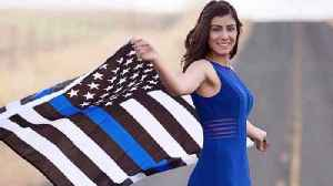 Thousands Expected at Memorial for Slain California Officer Natalie Corona [Video]
