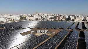 Jordan's switch to renewable energy with solar power [Video]