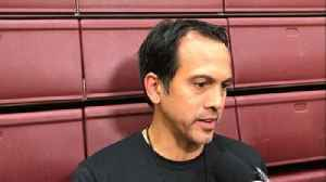 Erik Spoelstra on matchup challenges against Pistons [Video]