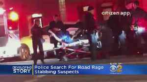 Driver Stabbing In Brooklyn Road Rage Incident [Video]