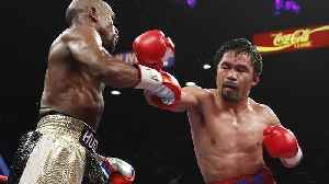 News video: Manny Pacquiao on Floyd Mayweather Rematch: It's What Fans Want to See