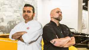 'Cake Boss' and 'Ace of Cakes' Stars to Face Off in Food Network Series [Video]