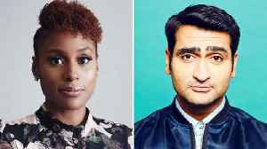 'The Lovebirds': Kumail Nanjiani and Issa Rae Team to Star in Romantic Comedy | THR News [Video]