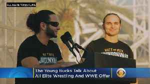 Young Bucks On Turning Down WWE, Plans For All Elite Wrestling [Video]