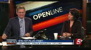 Are Current Prison Sentences too long? p2 [Video]