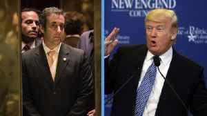 BuzzFeed News: Trump Told Cohen to Lie to Congress [Video]
