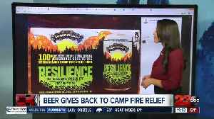 Sierra Nevada beer gives back to Camp Fire relief fund [Video]