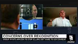 Amazon Investors Push to Halt Use of Facial Recognition Software [Video]