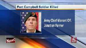 Fort Campbell soldier among 4 killed in Syria bombing [Video]