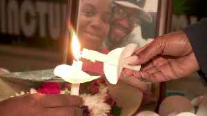 Candlelight Vigil Held for Victims of Oklahoma Triple Murder [Video]
