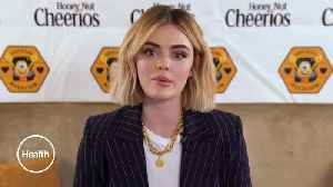 Lucy Hale Reveals Her Mantra [Video]