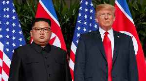 News video: Trump, Kim Jong Un To Meet At The End Of February