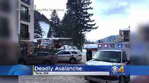 Matthew Zonghetti, 26-Year-Old Man, Killed In New Mexico Avalanche [Video]