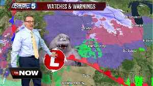 Mark's 4pm update on the weekend weather [Video]