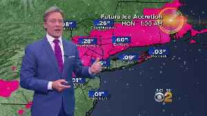 Latest Update On Weekend Winter Storm [Video]