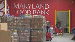 Maryland Food Bank Works To Keep Maryland Families Fed Amid Government Shutdown [Video]