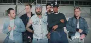News video: Chance the Rapper, Backstreet Boys Team Up for Super Bowl Commercial