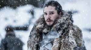 Kit Harington Reveals What He Kept From 'Game Of Thrones' [Video]