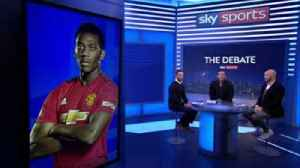 'Feelgood factor has helped Martial deal' [Video]