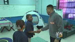 Eagles' Rodney McLeod Making A Big Difference In Camden Schools [Video]