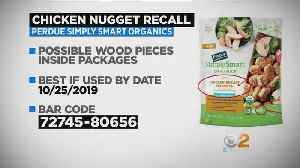 Perdue Issues Recall On Chicken Breast Nuggets [Video]