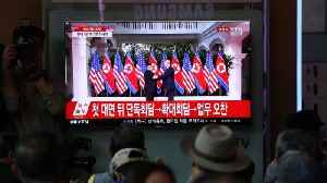 News video: White House Announces Second US-North Korea Summit