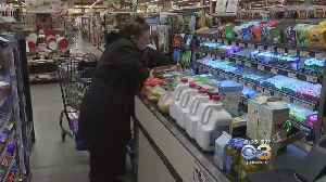 Residents Stocking Up Ahead Of Winter Storm [Video]