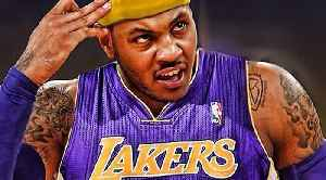 Carmelo Anthony CLOSE to Signing With New Team & The Lakers Are A Frontrunner! [Video]