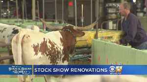 Fort Worth Stock Show Invests In Renovations [Video]