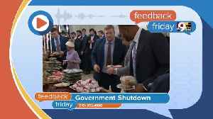 Feedback Friday: Census, government shutdown [Video]