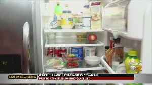 What Should You Do With Refrigerated Food When Your Power Goes Out? [Video]