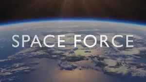 Steve Carell and 'The Office' Creators Team Up for Netflix Show 'Space Force' [Video]