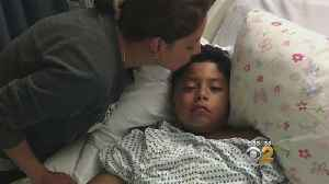 Westchester Boy Fights Back After Stroke [Video]
