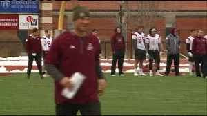 UWL football coach names new offensive coordinator [Video]