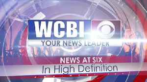 WCBI NEWS AT SIX - JANUARY 17, 2019 [Video]