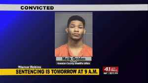 Malik Golden convicted of 2016 murder, armed robbery in Warner Robins [Video]