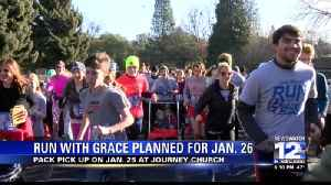 'Run With Grace' Event Honors Life of 15 Year Old [Video]