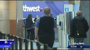 Passengers report no travel impact at Spokane airport because of shutdown, different story elsewhere [Video]