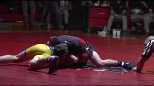 Wilson vs. Saucon Valley Wrestling Highlights [Video]