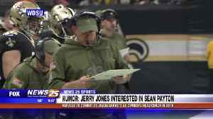 Rumor: Jerry Jones interested in Sean Payton as Cowboys head coach [Video]