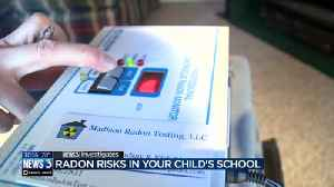 News 3 investigates: Is your child's school testing for a deadly gas? [Video]