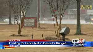 Funding for Farley Elementary School fence may not be in the district's budget [Video]