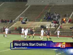 East & West Girls Soccer District Previews [Video]