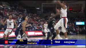 Zags extend win streak to 8 games [Video]