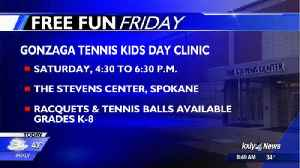 Free Fun Friday for Jan. 18, 2019 [Video]